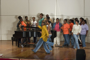 Were You There_performed with AASU Student Choir and Angela Lindsay 2006