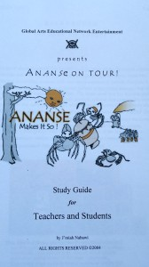 Ananse OnTour_Teachers Guide_Sample